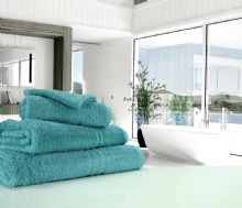 Great Quality Blue Label, 500gsm Hand Towel in Teal